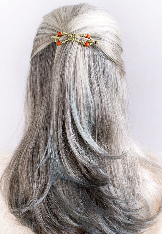 the top 10 best hairstyles for long gray hair in 2019